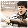 King Edmund by artsiipunk