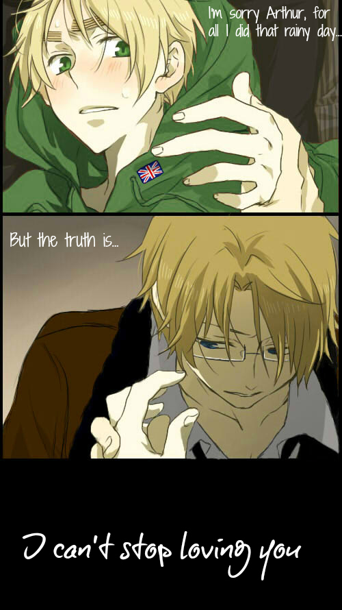 UsUk- The truth is... by lauriitaxuly