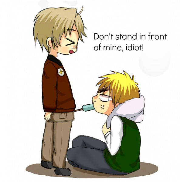 usuk dont stand in front of mine by lauriitaxuly on