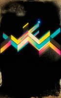 Geometric Vector Poster by cascadeureka