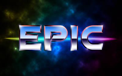 Epic 80s Wallpaper