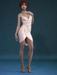 Sally Silk Dress