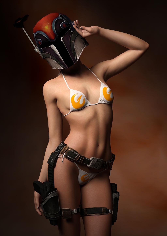 Sabine sexy Star Wars