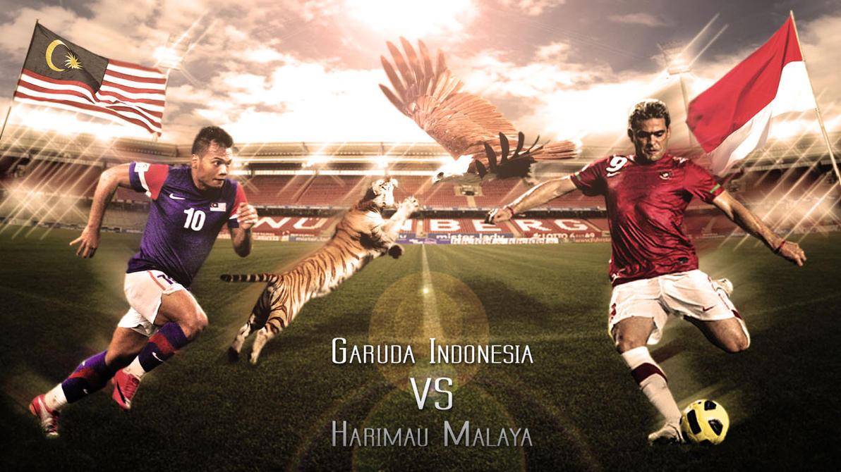 Indonesia VS Malaysia by y0rri