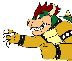 Some Bowser Drawing