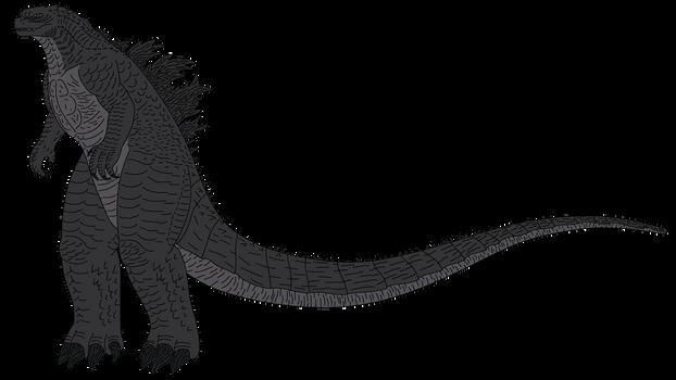 Michael Dougherty's Godzilla 2019