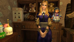 Cordelia's Toys - I