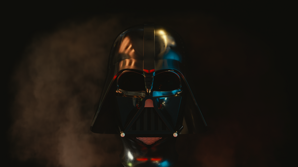 Darth Vader 3d By Gurrepu On DeviantArt