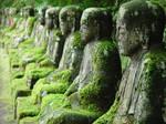 Narabi Jizo, Nikko, Japan