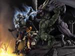 Diablo 2 Fanart