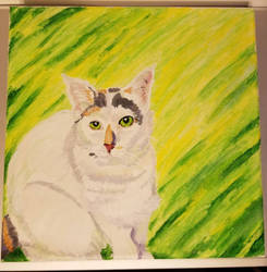 Bonnie Green Painting