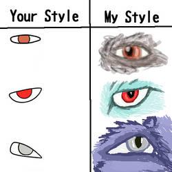 Artfol Eye challenge