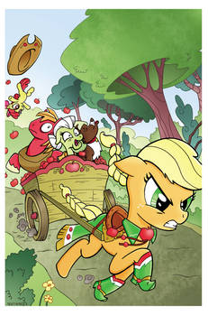 Another Day on Sweet Apple Acres   My Little Pony
