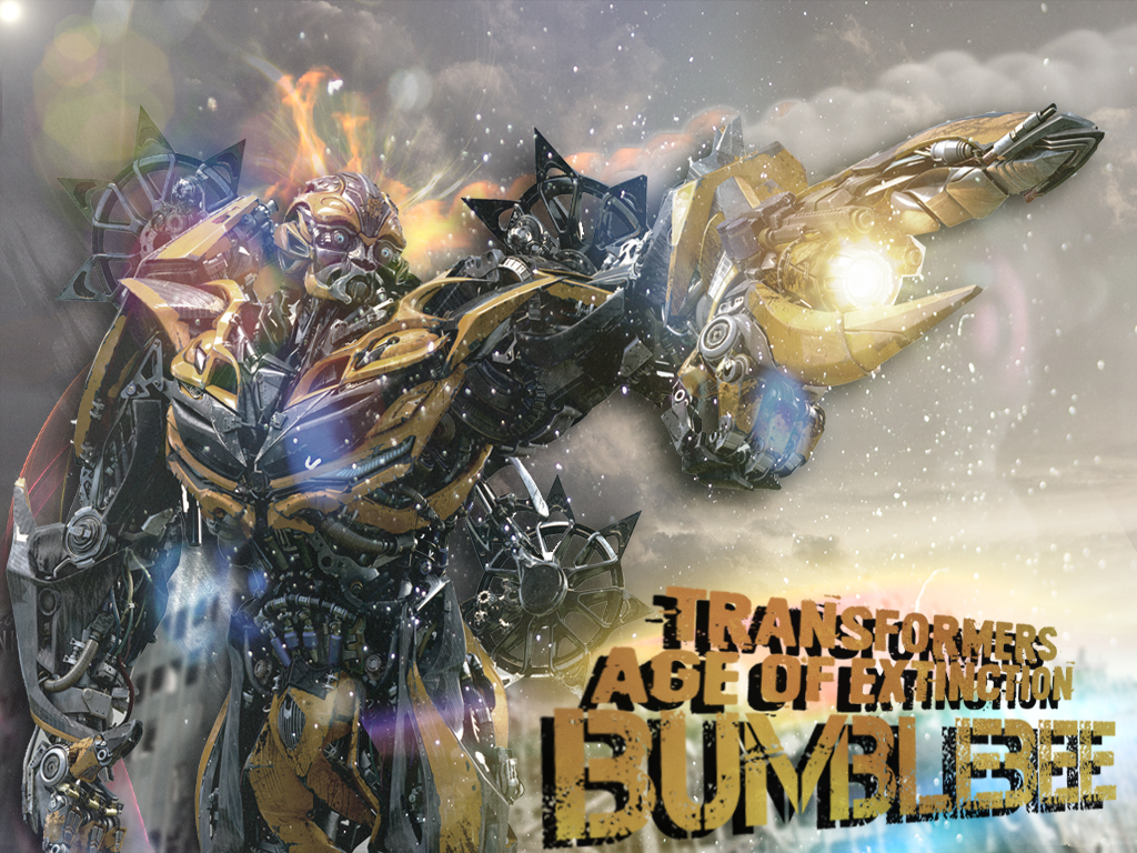 Bumblebee Transformers Age Of Extinction Wallpaper By Mutianita