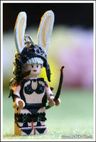 Final Fantasy - Lego Fran by RedCathedral