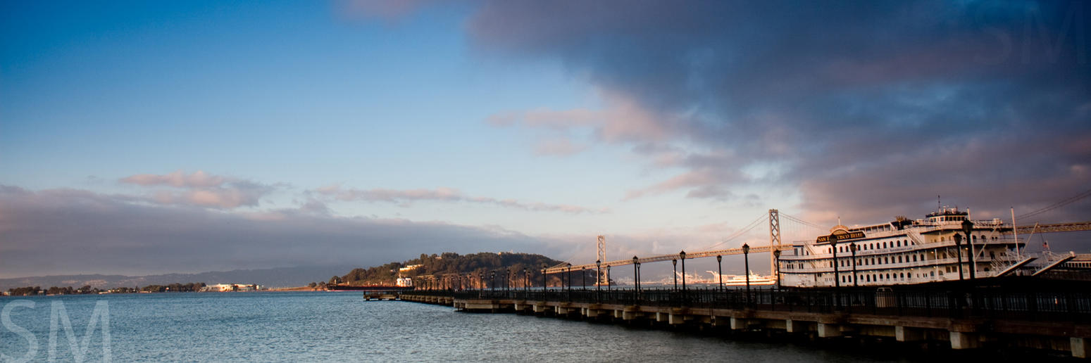 The Bay by SpencerMears