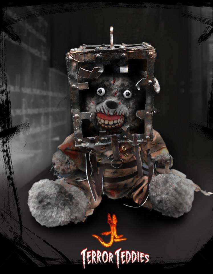 Jackal 13 Ghosts by TerrorTeddies on DeviantArt Thir13en Ghosts Jackal