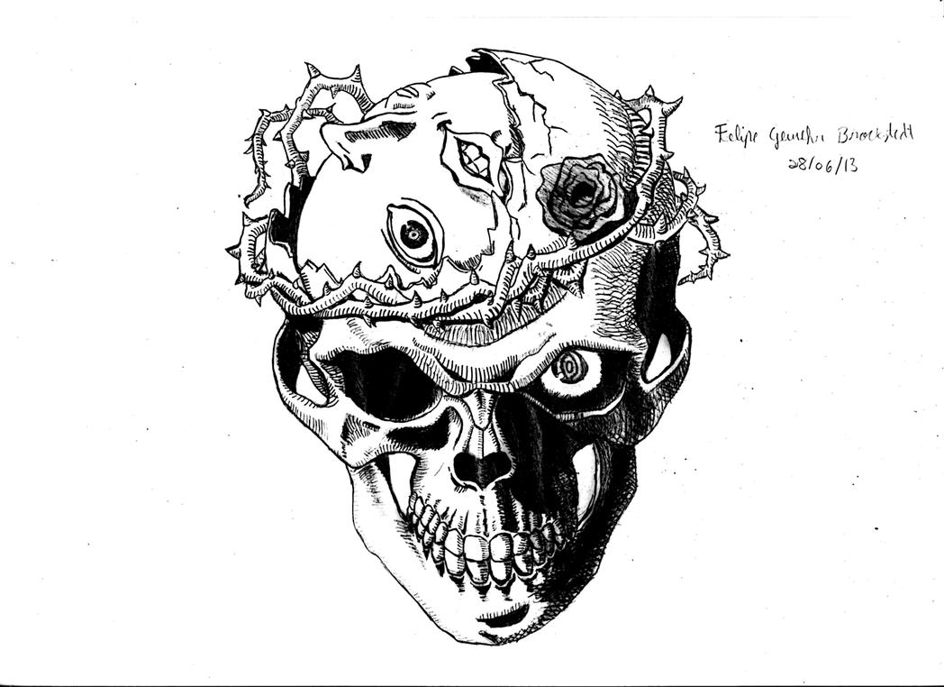 Cover Of The Crimson Behelit Chapter From Berserk By Felipe Gewehr