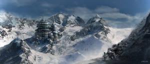 Hutt Palace on Hoth