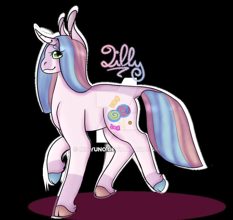 Such sweet pony! by MiaYuno