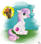 Sweetie x Buttons {NATG 6- Crush }