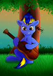 How Do Ponies Play Guitar? {Comm}