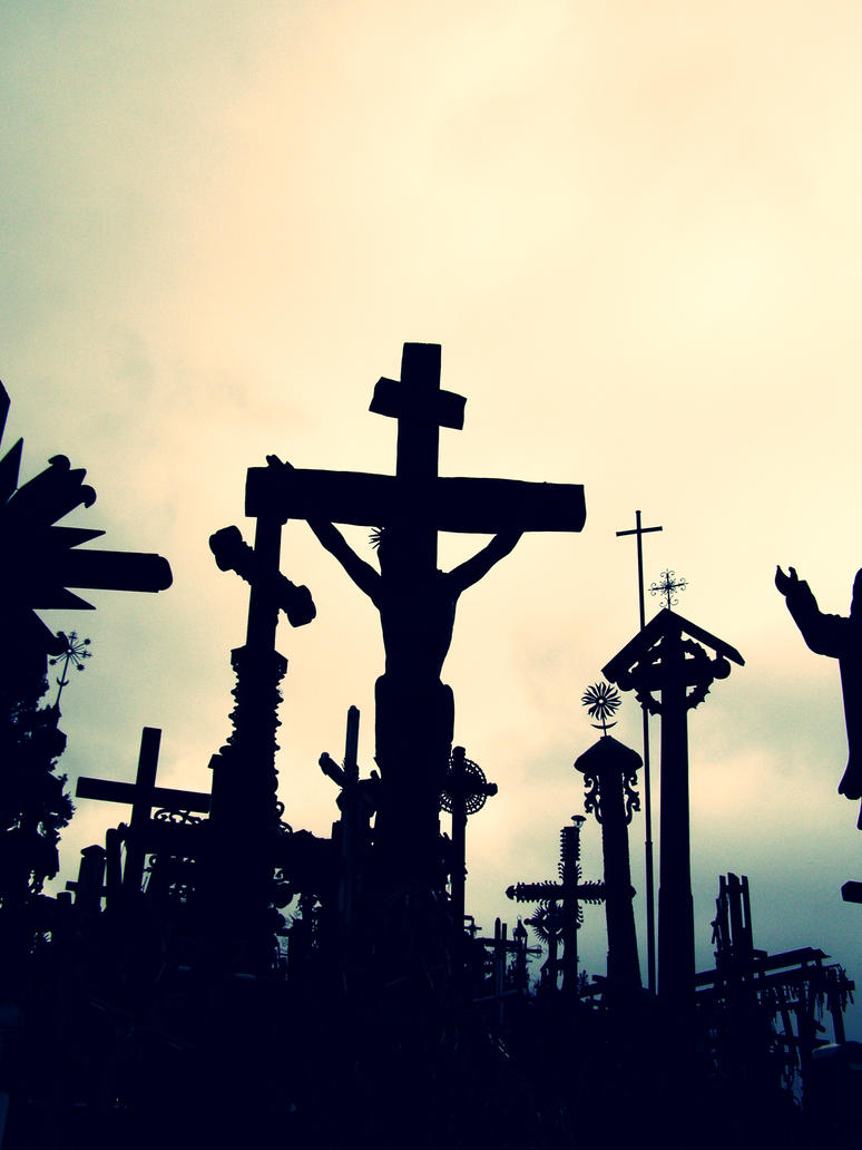 Crosses by ImbierinisSausainis