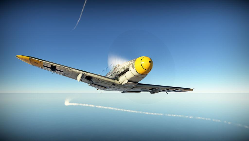 warthunder german planes