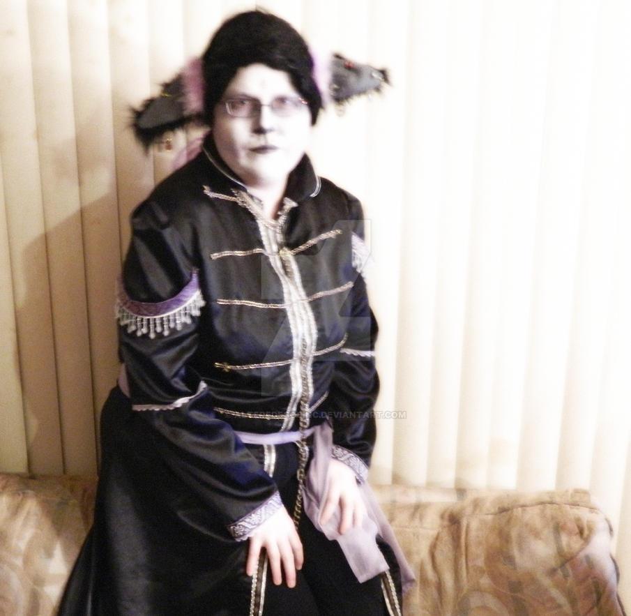 Ffvii Loki As Dark Nation By Alteredegosinc On Deviantart