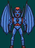 Vampire Robot by atlas689