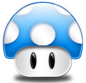 Champignon Mario Bros. by guigui13parent on DeviantArt