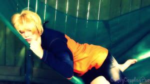 Shh... The Fox is Sleeping