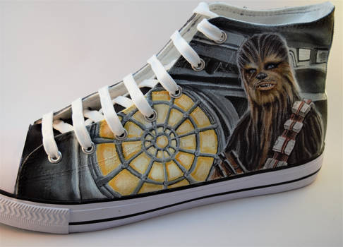 Chewie Hi-Top