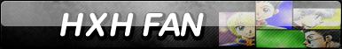 Hunter x Hunter Fan Button