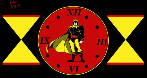 Hourman by CHCHcartoons