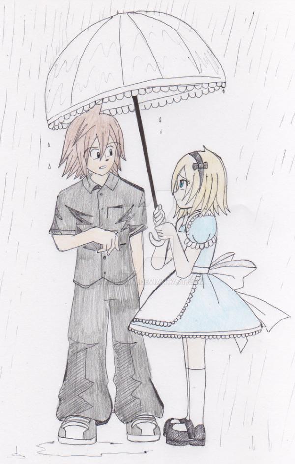 It's Raining Again by ManicSam