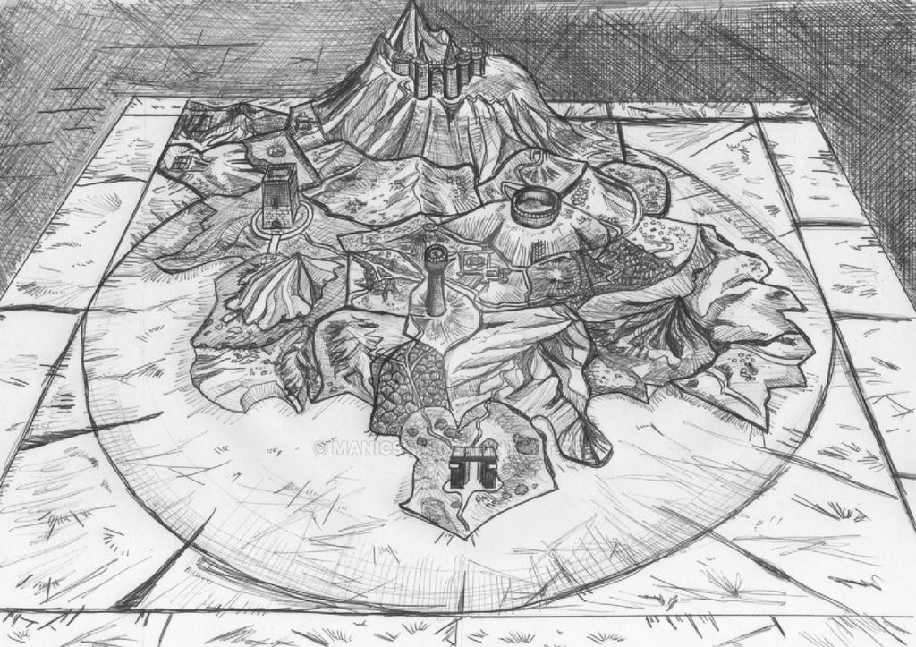 Harmonia - Dungeon Keeper 2 by ManicSam