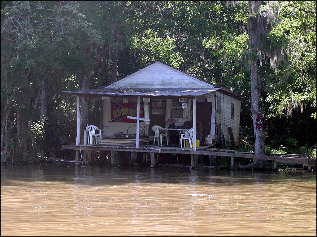 Swamps Near Homes