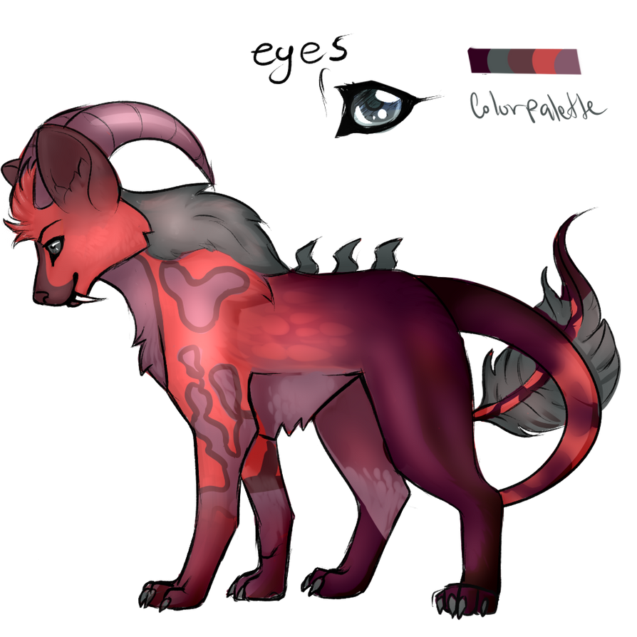 another open adopt by Welcome-To-Moonside