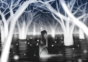 SdJ - Petrified woods by N-Maulina
