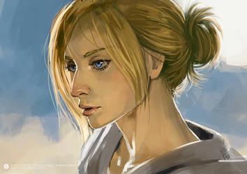 Annie by N-Maulina