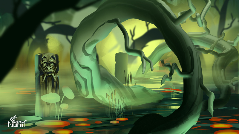 Swamp by N-Maulina