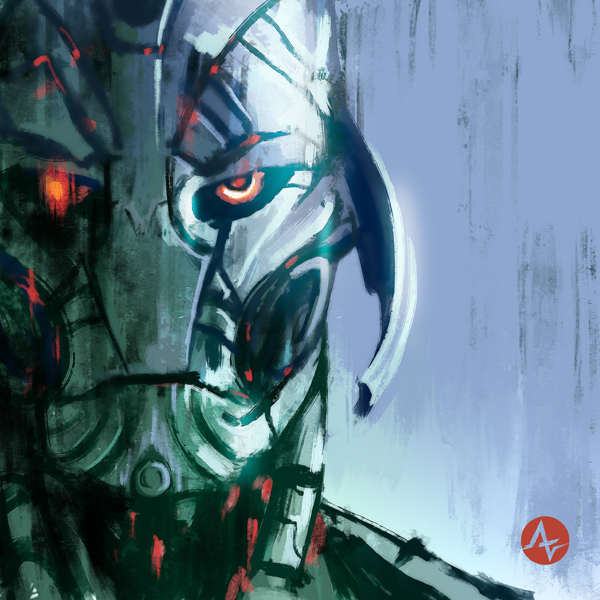 Ultron by N-Maulina