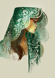 Veil by N-Maulina