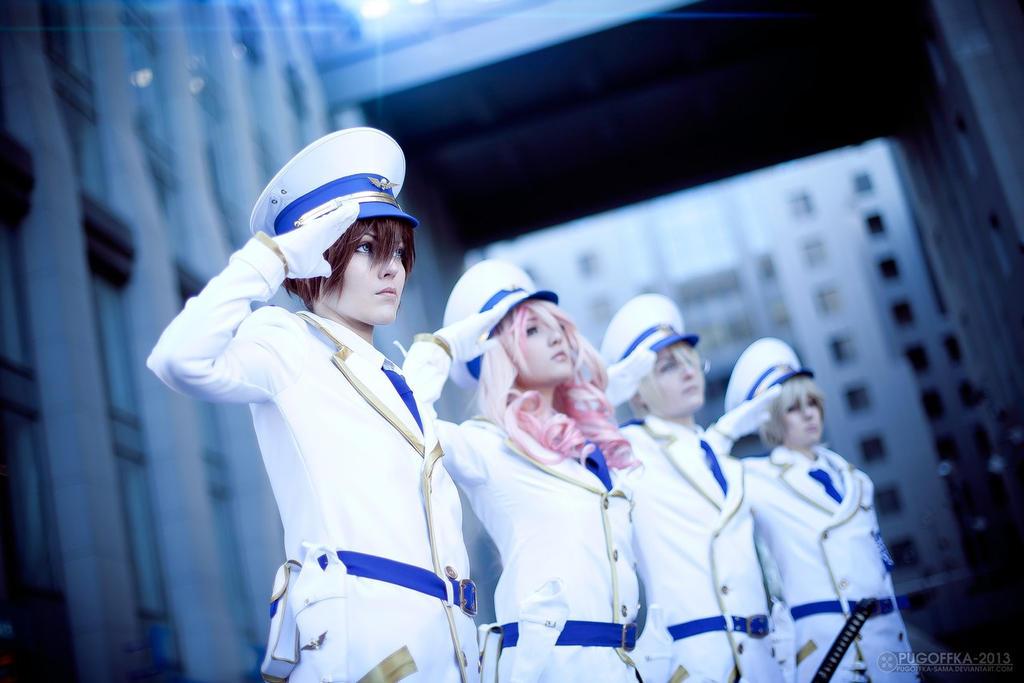 Dolls/ Mikoshiba Shouta by HibariRin