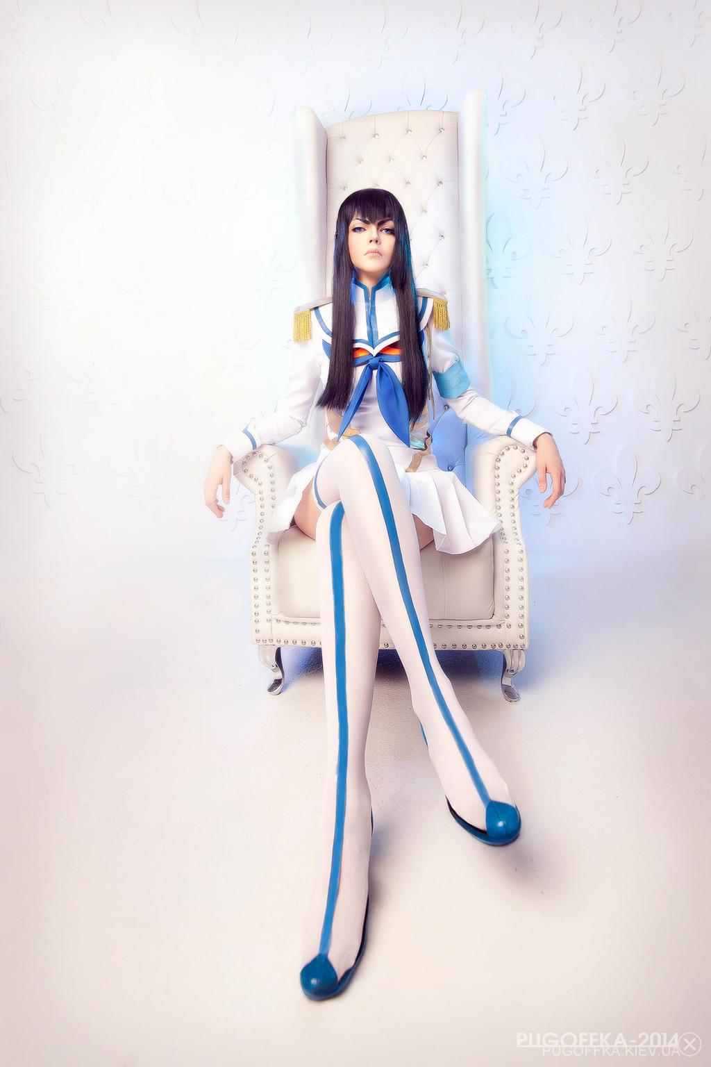 Satsuki Kiryuin by HibariRin