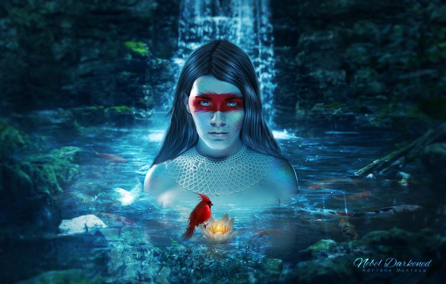 Mermaid by NebelDarkened