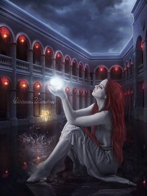 Moonchild by NebelDarkened