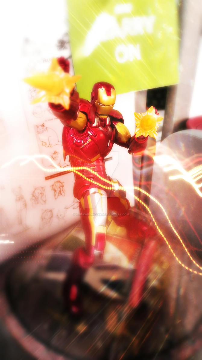 Ironman by lykawildmoon