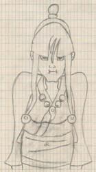 Maya Fey by Saltome